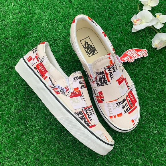Vans Classic Slip On shoe